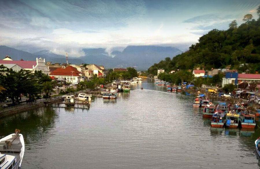 Potret Kota Padang